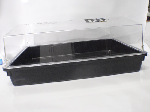 Large perspex clone tray & lid