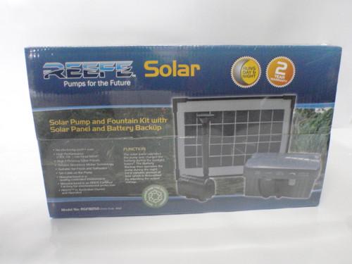 Reefe Solar Power Water Pump 230l/h