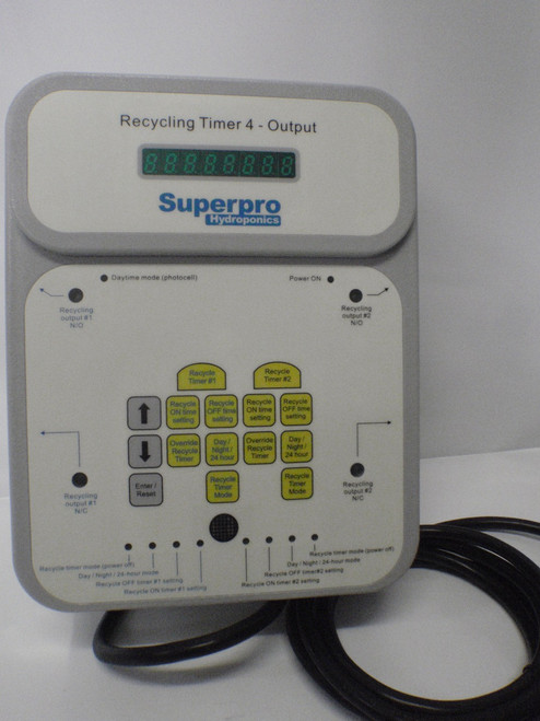SuperPro MFRT-1 Recycling Timer 4 outlet