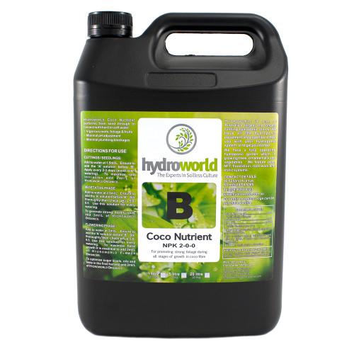 Hydroworld Coco 5L A+B
