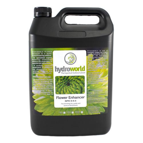 Hydroworld Flower Enhancer 5L
