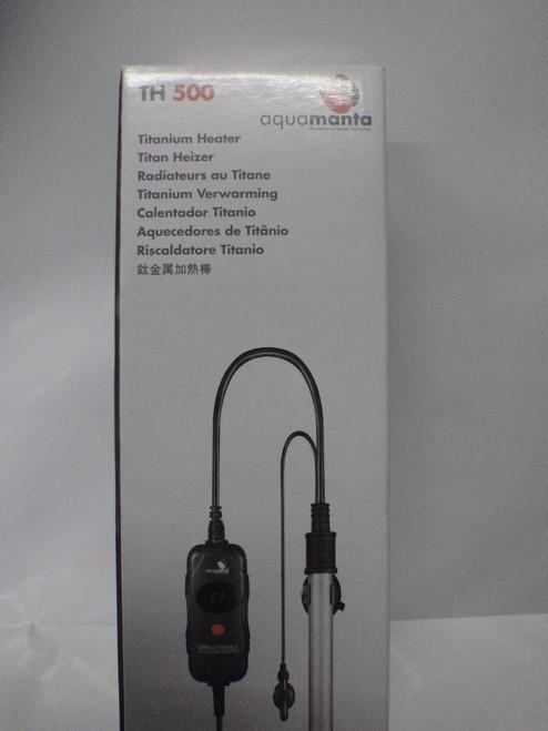 Aquamanta Th500 Titanium Water Heater