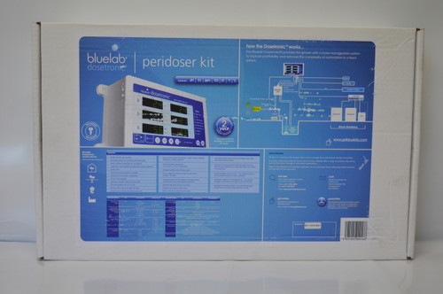 Blue Lab Peridoser Unit complete