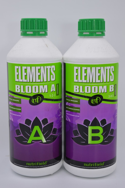 Nutrifield Elements 1L A+B FLower
