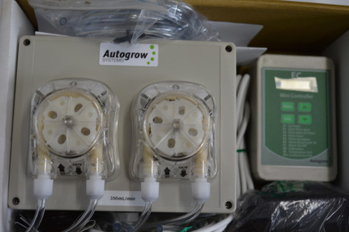 EC Controller Autogrow Systems