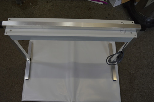 Fluro inc stand 18w Twin tube 2ft