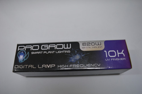 Pro Grow 10K Metal Halide 600w Single ended Lamp