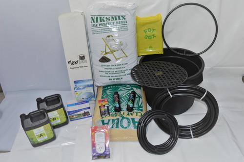 6 pot system kit