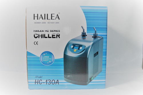 Haliea Water Chiller 1/15hp