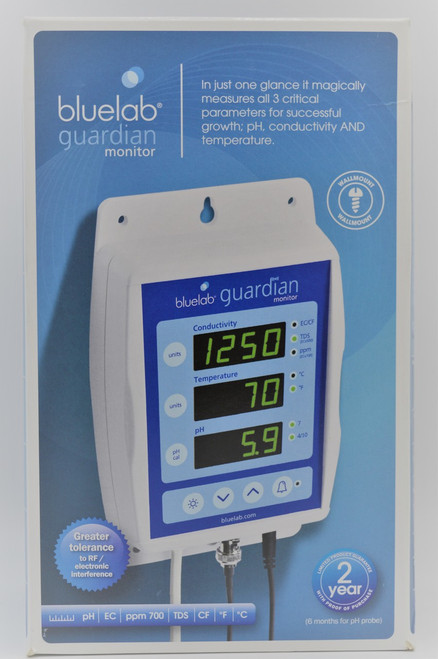 Blue Lab Guardian Monitor