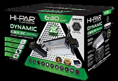 Hi-Par 630w CMH Control Kit