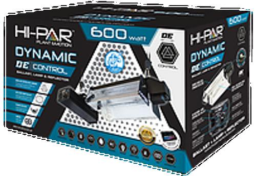 Hi-Par 600w HPS Control Kit