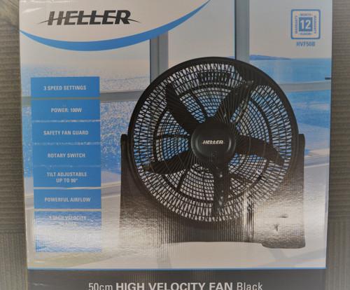 Heller 50cm Floor Fan