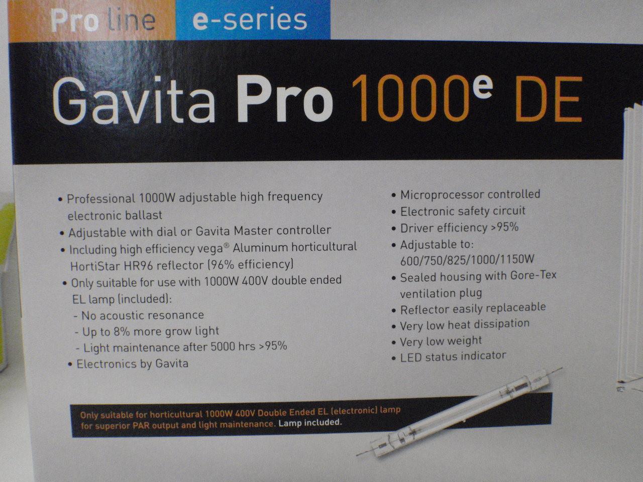 Gavita-1150-E-series-kit