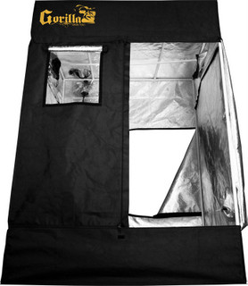 Gorilla 5x5 Grow Tent Complete Kit Digital Ballasts & Gorrila 4x4 Grow Tent Starter Kit Digital Ballasts