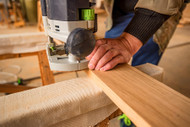Why Use an Oscillated Spindle Sander for Rounded Wood