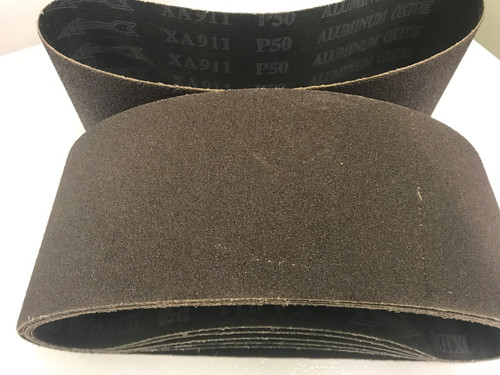 Deerfos XA911 Sanding Belts for Metalworking