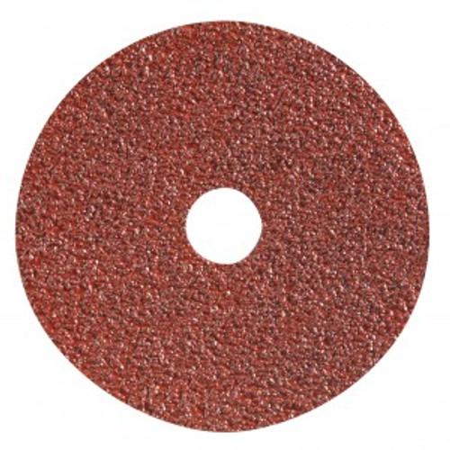 """Gemtex Type """"A"""" Premium Aluminum Oxide Resin Fiber Disc"""