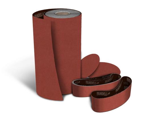 Fandeli Y088 Premium Cloth Woodworking Wide Belts (2 Belts Per Package)