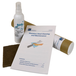 Stainless Steel Cleaning & Maintenance Kit