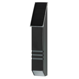 StarLight - Black Classic - Solar Powered LED Accent Light