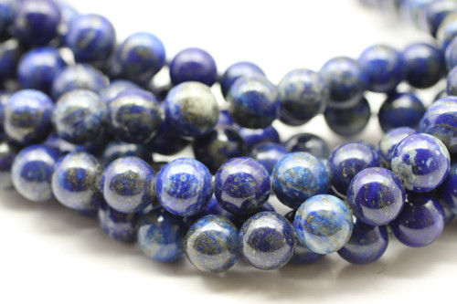 Lapis, Natural, Smooth Round