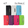 Product image for Side Open Pull Off Leather Hard Case For Iphone 6 4.7 | CX Computer Superstore