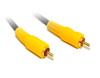 Product image for 20M RCA to RCA Cable OFC | CX Computer Superstore