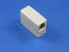 Product image for RJ12 6P4C In Line Coupler   CX Computer Superstore