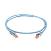 Image for 0.75m Cat 6A S/FTP LSZH Ethernet Network Cable. Blue CX Computer Superstore