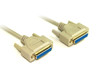 Product image for 20M DB25F/DB25F Cable | CX Computer Superstore