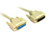 Product image for 3M DB25M/DB25F Cable | CX Computer Superstore