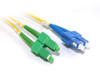 Product image for 10M OS1 Singlemode SC-SCA Fibre Optic Cable | CX Computer Superstore