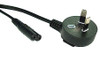 Product image for 2M Right Angle plug to C7 Power Cable | CX Computer Superstore