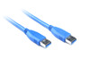 Product image for 1M USB 3.0 AM-AM Cable | CX Computer Superstore