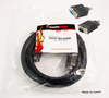 Product image for 10m HD15 15Pin Male VGA To HD15 15Pin Female VGA Video Cable | CX Computer Superstore