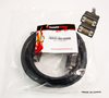 Product image for 30m HD15 15Pin Male To HD15 15Pin Male VGA Video Cable<WES-VMM30> | CX Computer Superstore