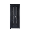 Image for 4Cabling 42RU 800mm Wide x 800mm Deep Server Rack with Bi-Fold Mesh Doors CX Computer Superstore