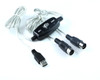 Product image for 2m USB to MIDI Cable | CX Computer Superstore