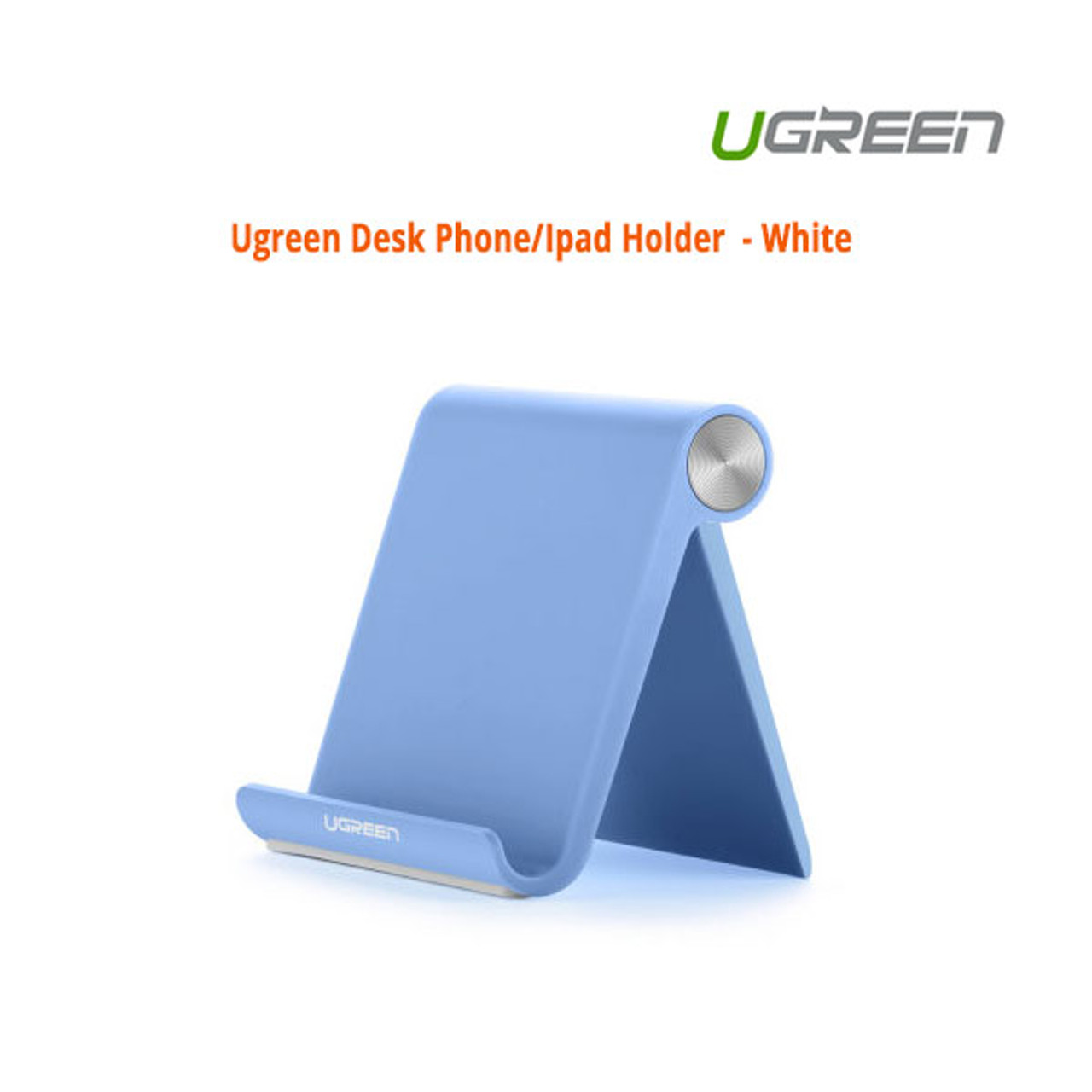 Product image for UGreen Desk Phone/Ipad Holder  - Blue   CX Computer Superstore