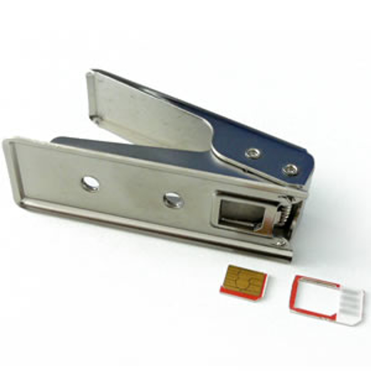 Product image for Micro Sim Card Cutter for iPad, iPhone 4G, 4S   CX Computer Superstore