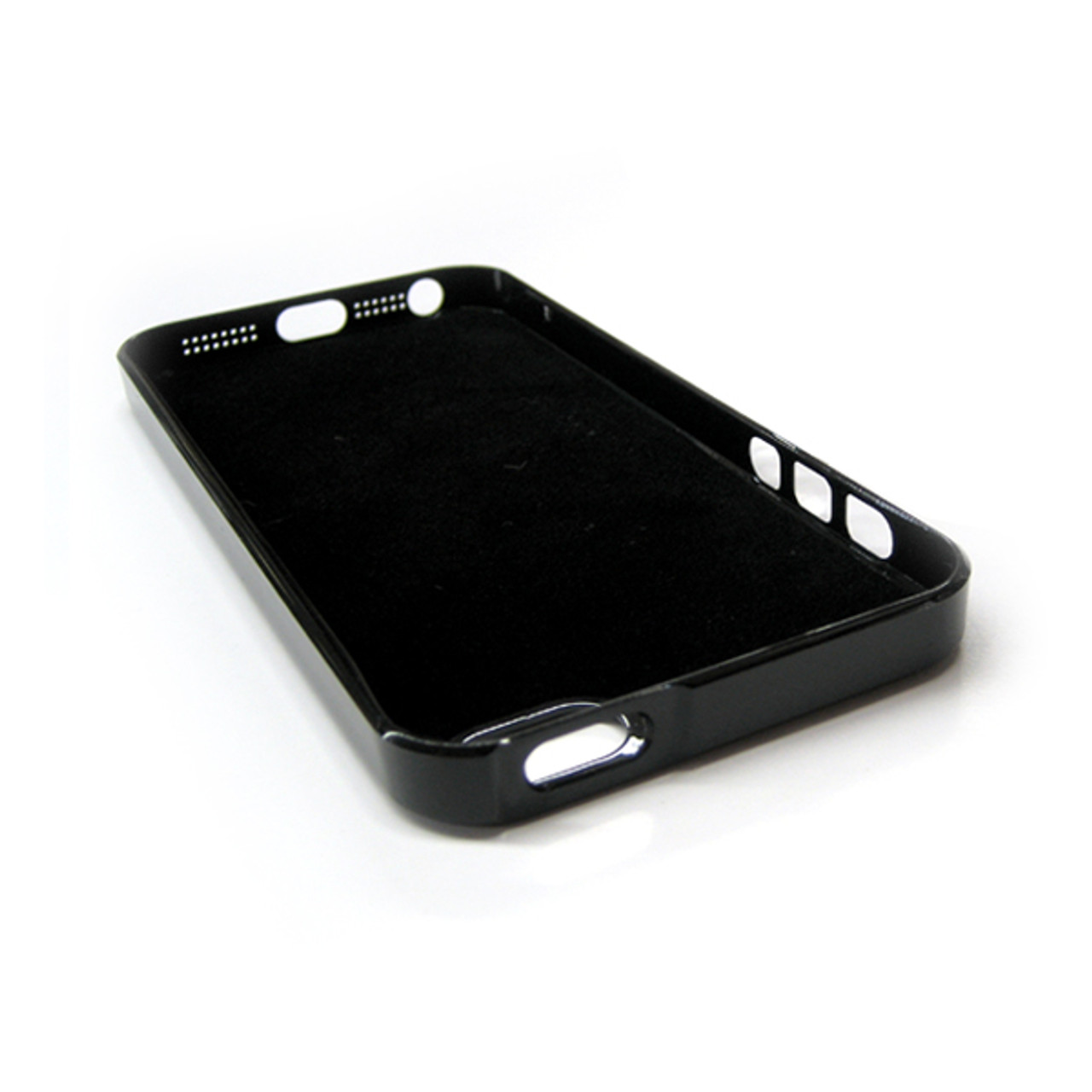 Product image for Aluminium Back Cover for iPhone5 Black | CX Computer Superstore