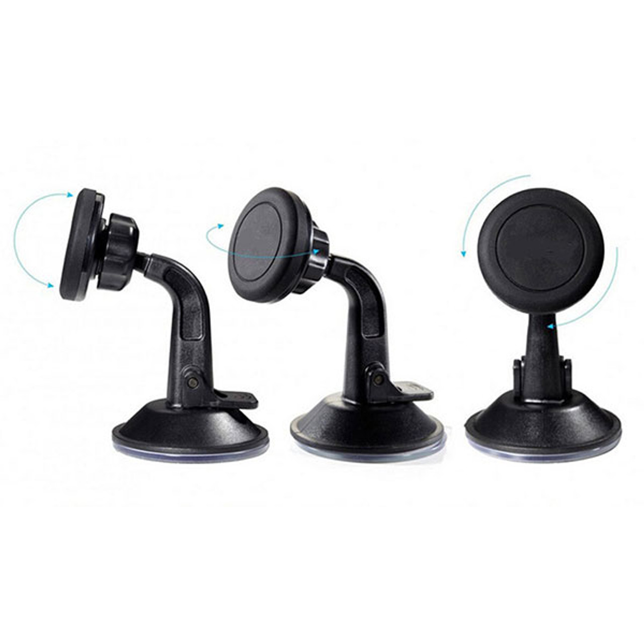 Product image for Magnetic Car Universal Holder - Black | CX Computer Superstore