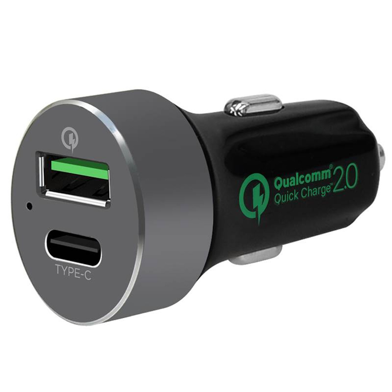 Image for mBeat QuickBoost C Dual Port Smart USB Car Charger CX Computer Superstore