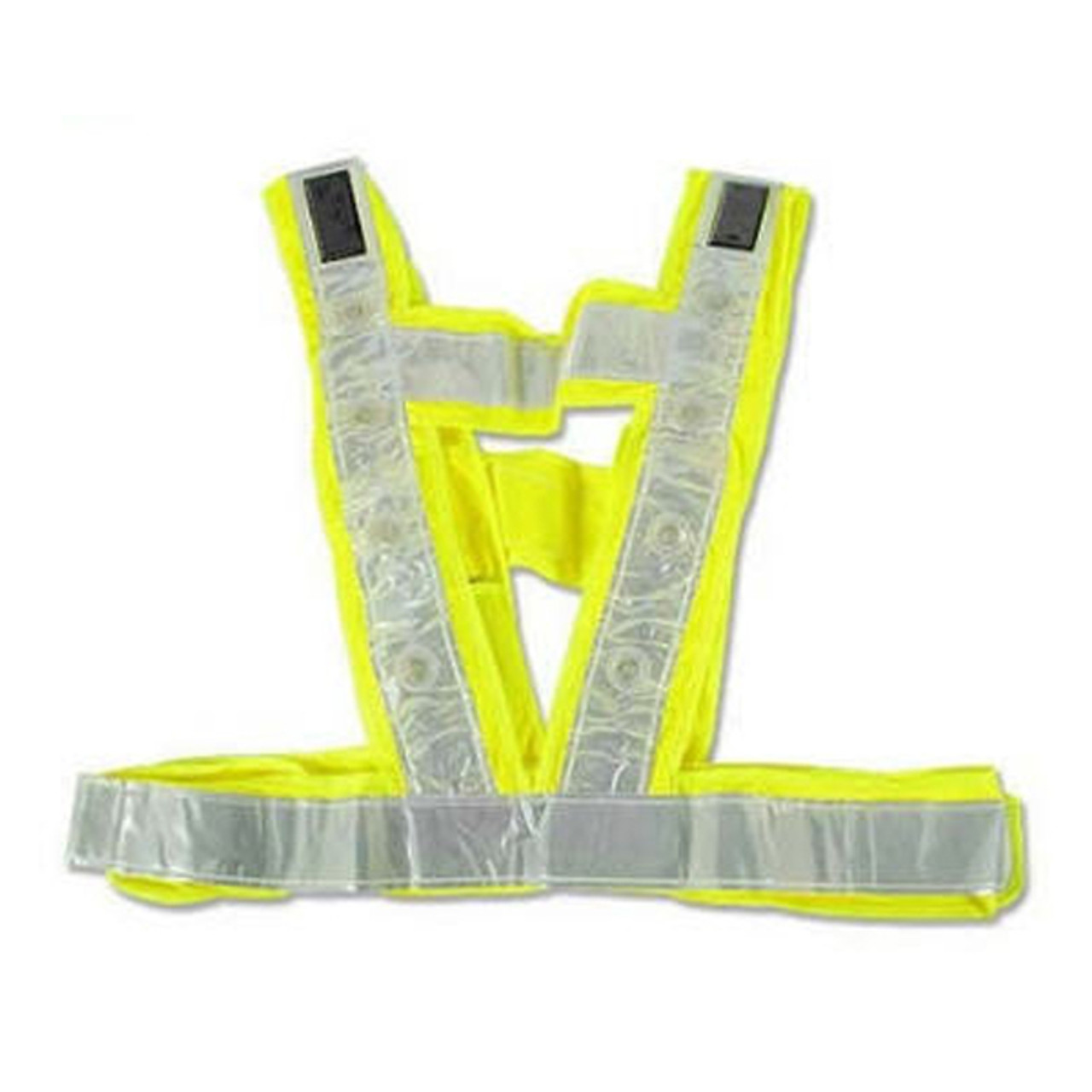 Product image for Solar Powered LED Vest | CX Computer Superstore