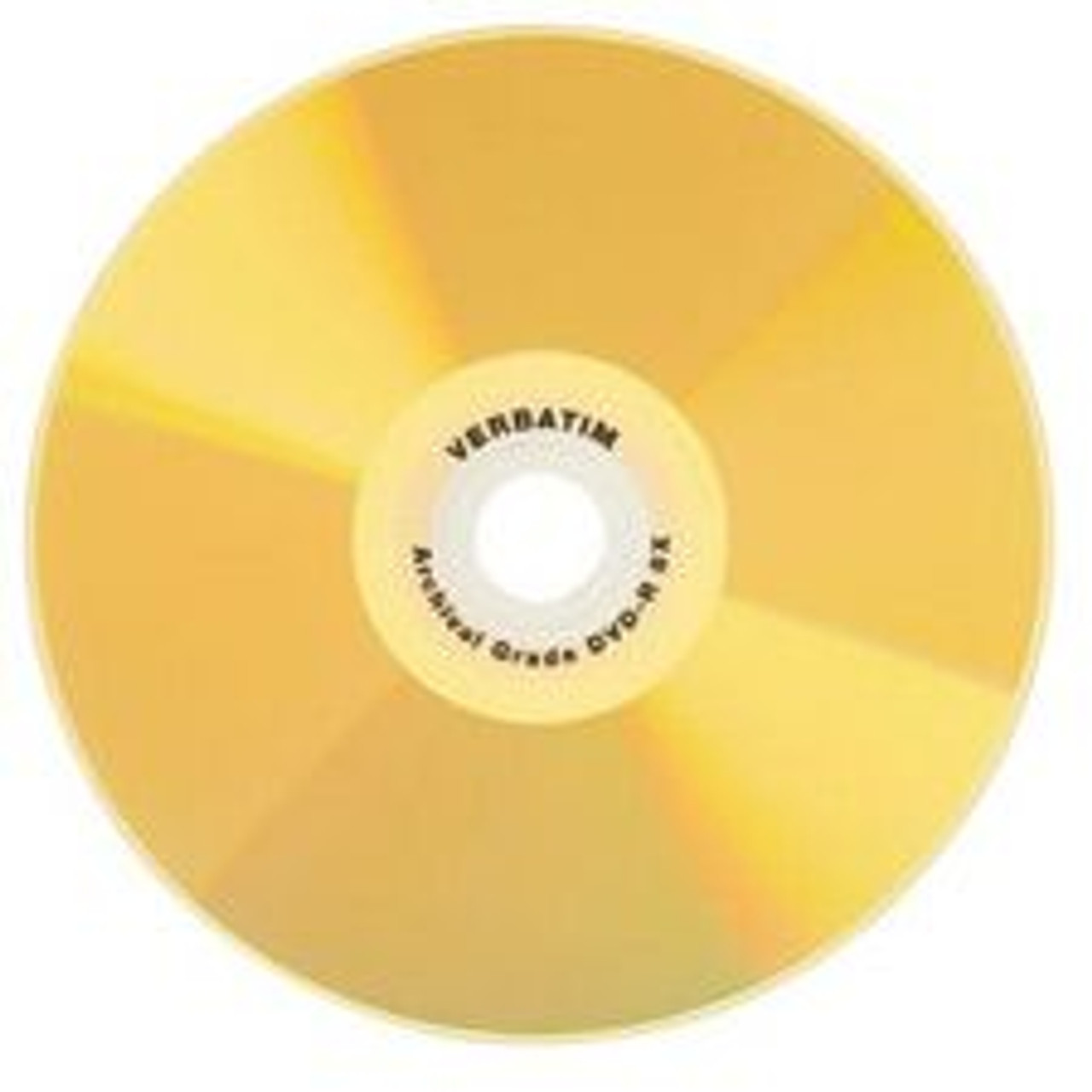 Image for Verbatim DVD-R 4.7GB 8x Gold Archival Grade 50 Pack CX Computer Superstore