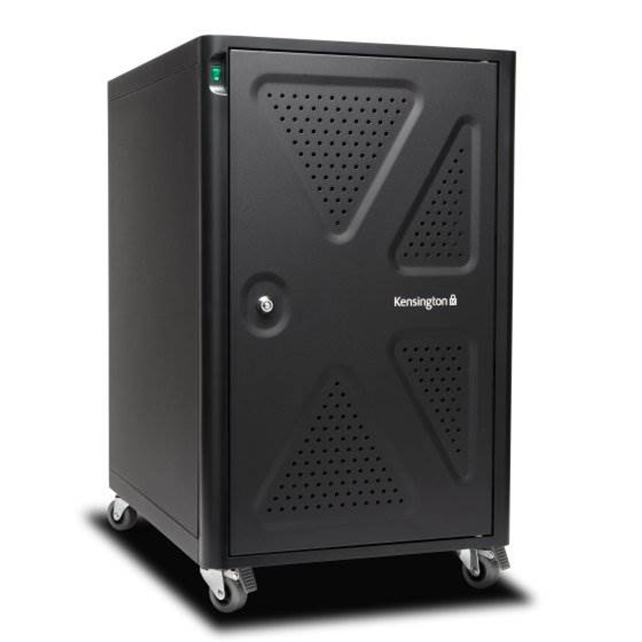 Image for Kensington AC12 12 Bay Charging Cabinet for Chromebooks & Tablets CX Computer Superstore