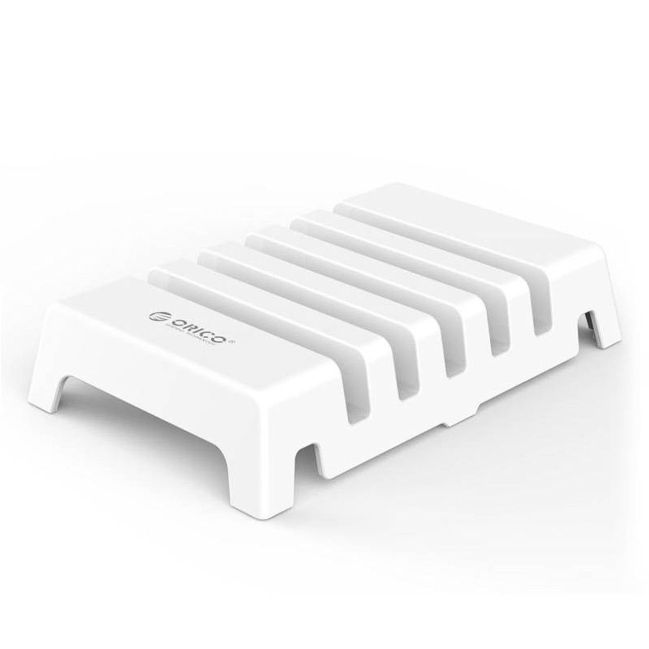 Image for Orico DK305 5 Slot Stand For Phones & Tablets - White CX Computer Superstore