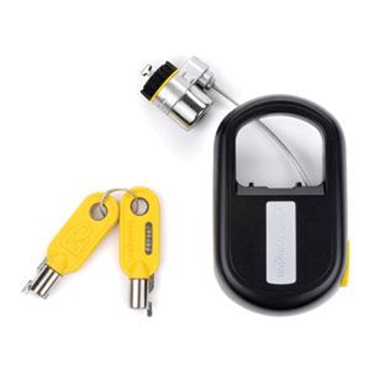 Image for Kensington MicroSaver Keyed Retractable Notebook Lock (64538) CX Computer Superstore