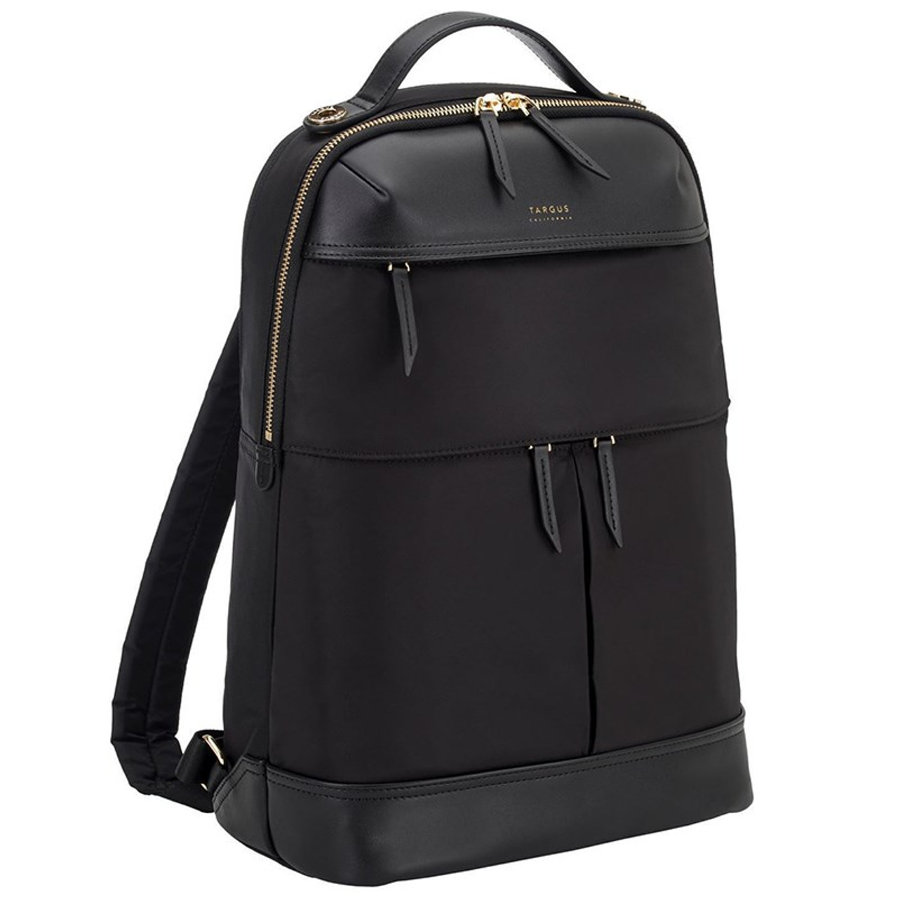 Image for Targus 15in Newport Backpack - Black CX Computer Superstore